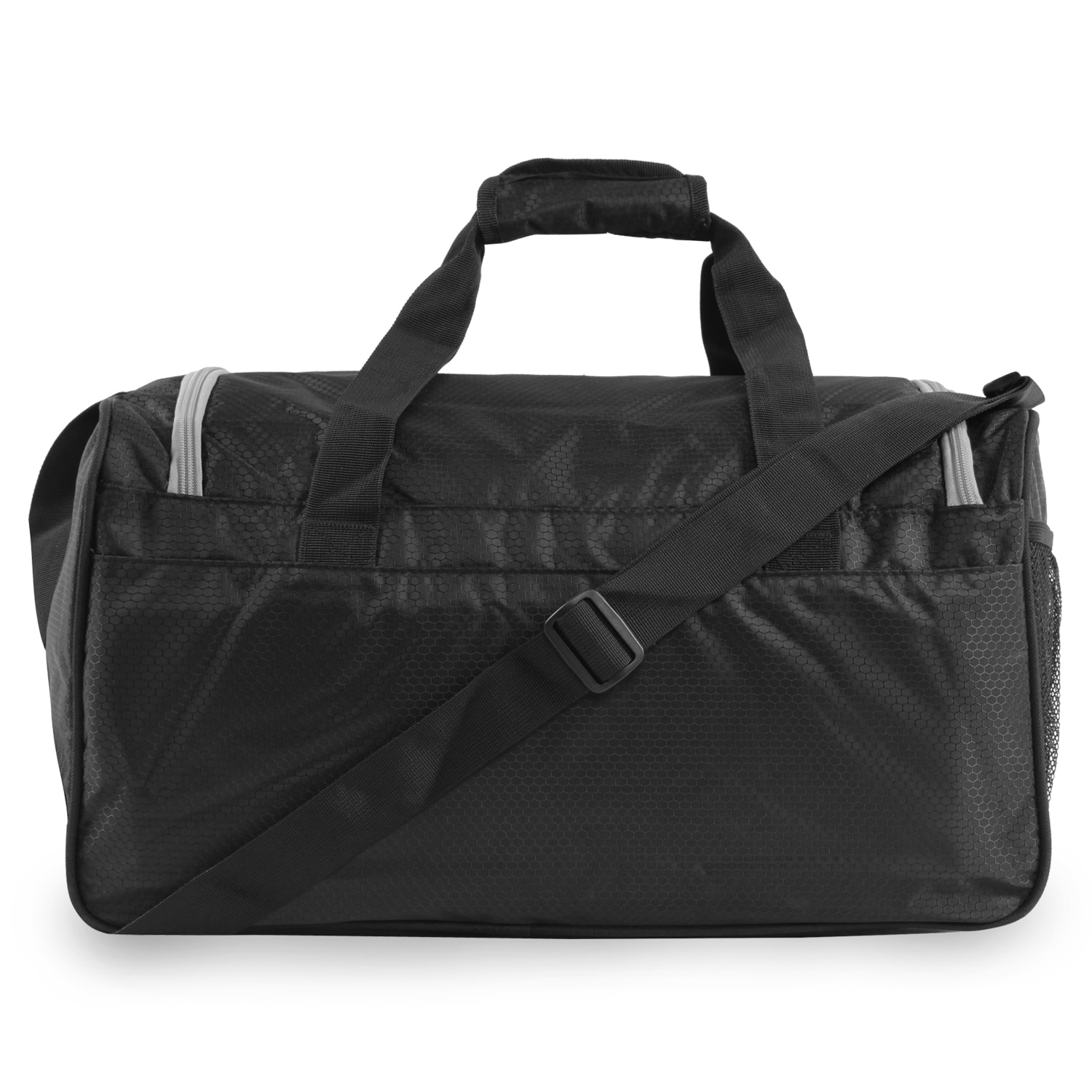 Buy FILA Ace 2 Small Duffel Gym Sports Bag Black grey One Size ... 30a748303d1a5