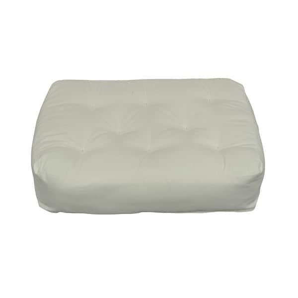 Foam Cotton 21x28 Chair Ottoman