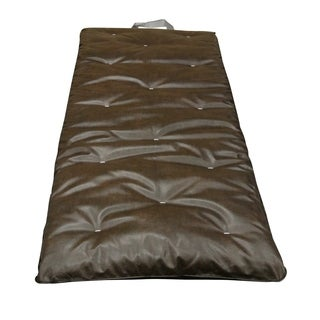 """3"""" Overnighter Leather"""