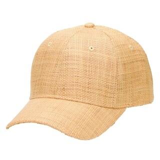 San Diego Hat Company/Womens Core/Ball Cap - natural