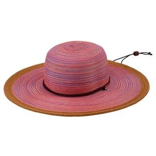 San Diego Hat Company/Womens Core/Mixed braid - rust