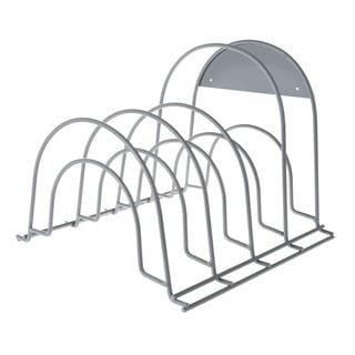 Lavish Home Storage Pantry Rack Shelf for Pots and Pans
