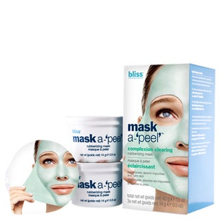 Bliss Mask'a'Peel Clearing Mask (Pack of 3)