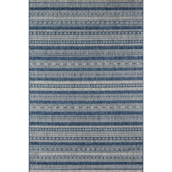 Novogratz By Momeni Tuscany Indoor Outdoor Rug 9 X27 3 X 12