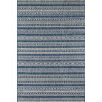 "Novogratz by Momeni Tuscany Indoor/Outdoor Rug (7'10 x 10'10) - 7'10"" x 10'10"""