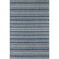 "Novogratz by Momeni Tuscany Indoor/Outdoor Rug (6'7 x 9'6) - 6'7"" x 9'6"""