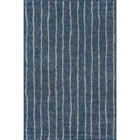 "Novogratz by Momeni Sicily Abstract Stripe Pattern Indoor/Outdoor Rug (6'7 x 9'6) - 6'7"" x 9'6"""