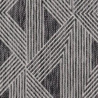 "Novogratz by Momeni Sardinia Charcoal Indoor/Outdoor Rug (5'3 x 7'6) - 5'3"" x 7'6"""