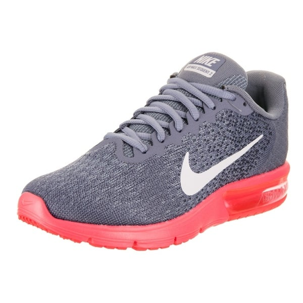 9b992ebb7d2ccf Shop Nike Women s Air Max Sequent 2 Running Shoe - Free Shipping ...