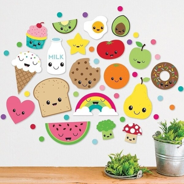 Nursery Wall Decal Mural Sticker DIY Wall Vinyl