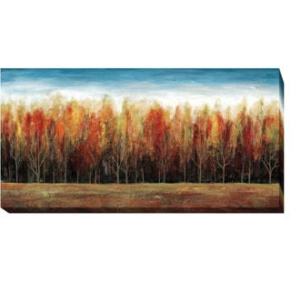 Deep Forest by Stephane Fontaine Gallery-Wrapped Canvas Giclee Art