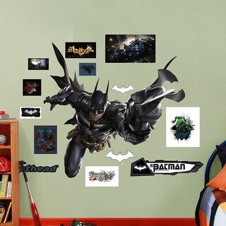 Fathead Batman The Arkham Knight Real Decals Wall Vinyl