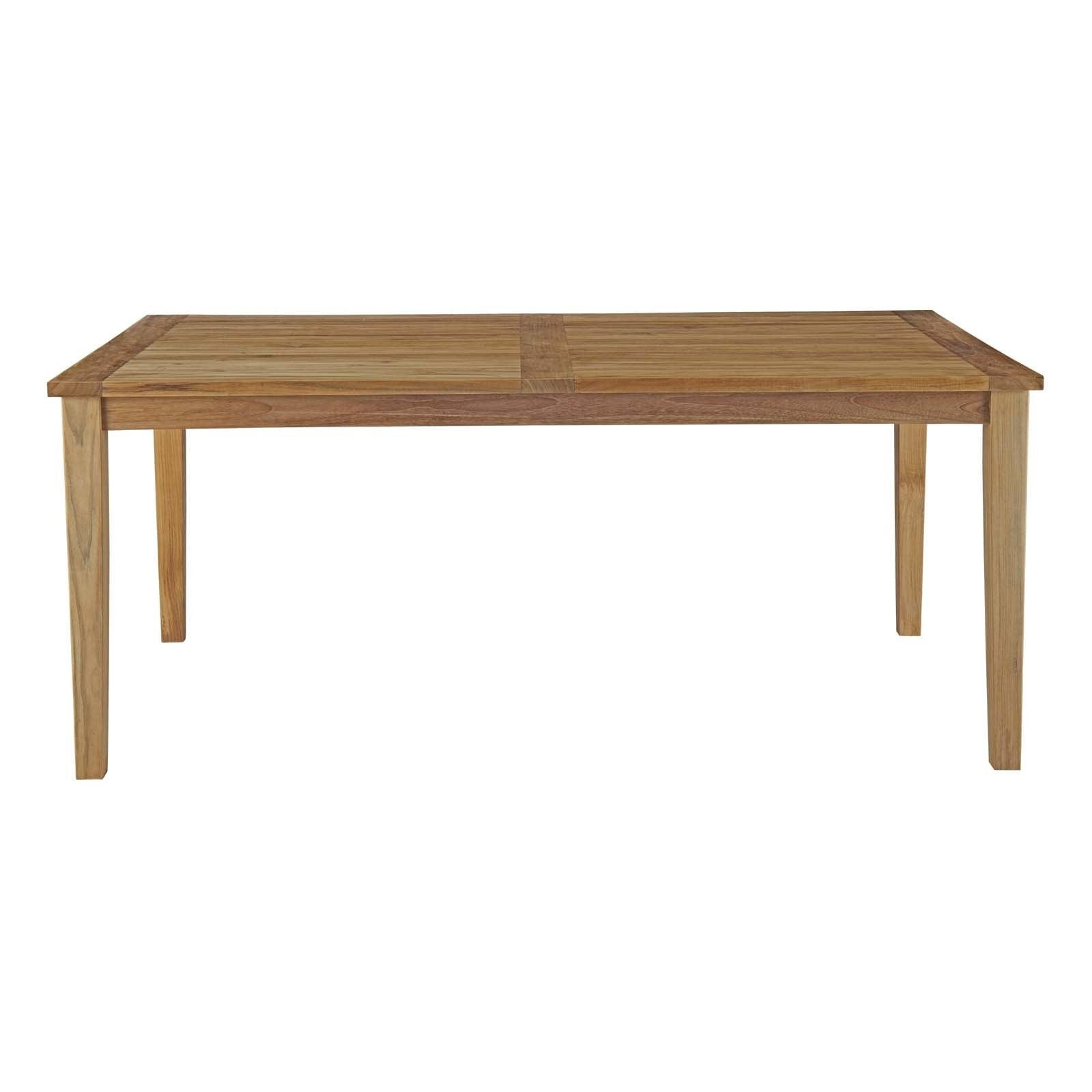Marina Outdoor Patio Teak Dining Table