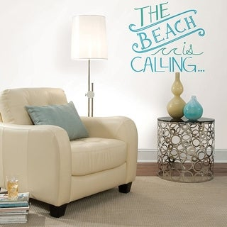 Wall Pops The Beach is Calling Wall Decal Wall Vinyl