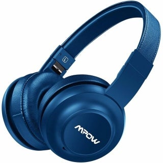 Mpow M2 Bluetooth Headphone, Wireless Headphone with 4 EQ Sound Modes, Memory Protein Earmuffs for Cellphone/PC