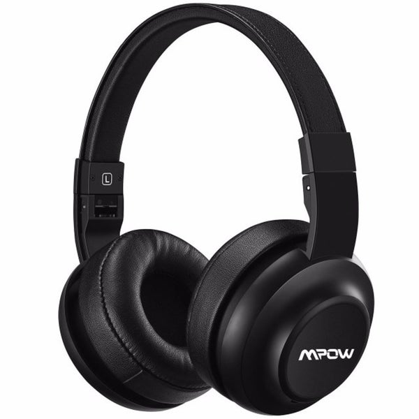 Shop Mpow M2 Bluetooth Headphone, Wireless Headphone with 4