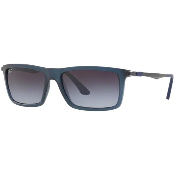 93fecbb44a Rayban Men Gunmetal Sunglasses Gray Lenses Rb4214
