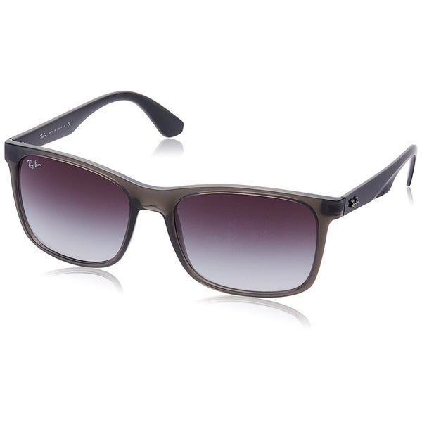 903daccc0a7 ... closeout ray ban rb4232 grey frame grey gradient 57mm lens sunglasses  8e294 93326