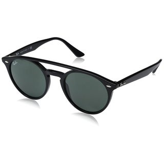 Ray-Ban Unisex RB4279 Black Frame Green Classic 51mm Lens Sunglasses
