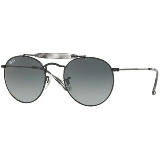 Ray-Ban Unisex RB3747 Black Frame Grey Gradient 50mm Lens Sunglasses