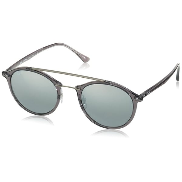9e3594971f0 Ray-Ban Unisex RB4266 Grey Frame Grey Gradient Mirror 49mm Lens Sunglasses