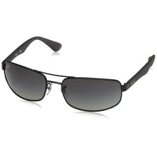 Ray-Ban Men's RB3445 Black/Grey Frame Grey Gradient 61mm Lens Sunglasses|https://ak1.ostkcdn.com/images/products/17754467/P23954727.jpg?impolicy=medium