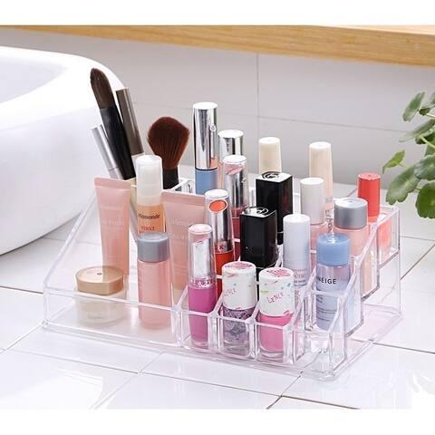 Acrylic Cosmetic Makeup Storage and Organizer