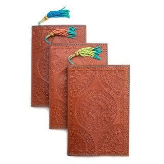 Handcrafted Beads of Wisdom Journal - Sold Individually (India)