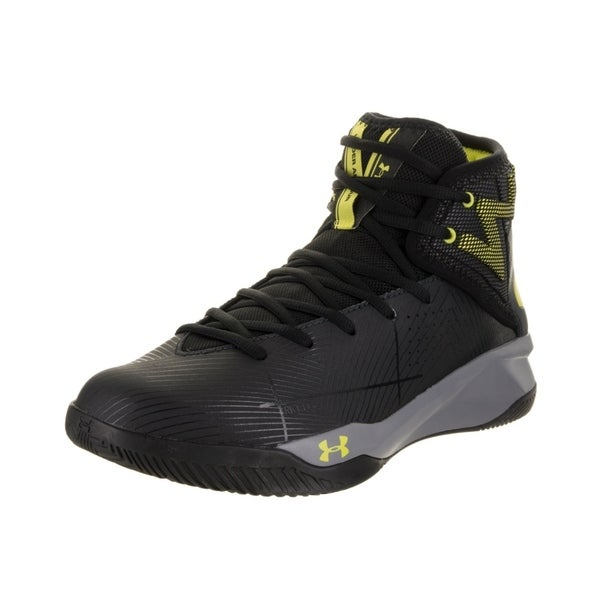 super popular 1dab3 cd3e3 Shop Under Armour Men's Rocket 2 Basketball Shoe - Free ...