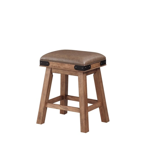 Shop Whitaker Furniture Set Of 2 Shenandoah 24 Quot Saddle