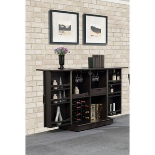 Whitaker Furniture Rum Pointe Expandable Bar