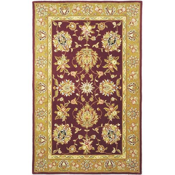 Safavieh Handmade Traditions Merja Traditional Oriental Wool Rug
