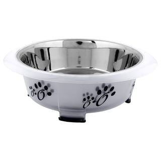 Link to Iconic Pet Color Splash Designer Oval Fusion Bowl - Large (54 oz.) Similar Items in Dog Feeders & Waterers