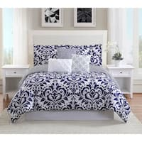 Studio 17 Anson 7-Piece Reversible Comforter Set
