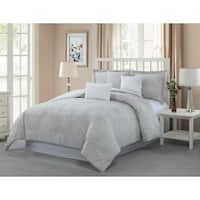 Studio 17 Napoli Reversible 7-Piece Comforter Set