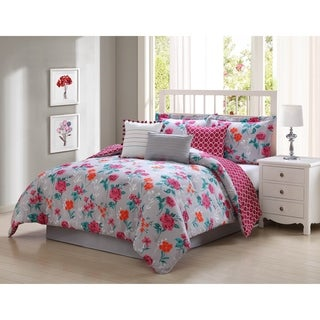 Studio 17 Kimley Reversible 7-Piece Comforter Set