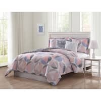 Studio 17 Jagger Reversible 5-Piece Comforter Set