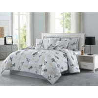 Studio 17 Love What You Do Reversible 7-Piece Comforter Set