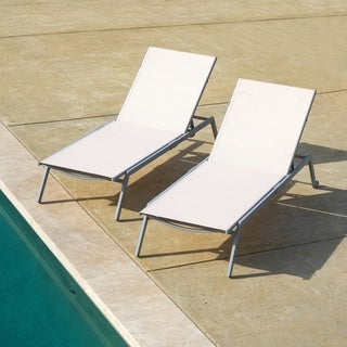 Awesome Buy Outdoor Chaise Lounges Online At Overstock Our Best Customarchery Wood Chair Design Ideas Customarcherynet