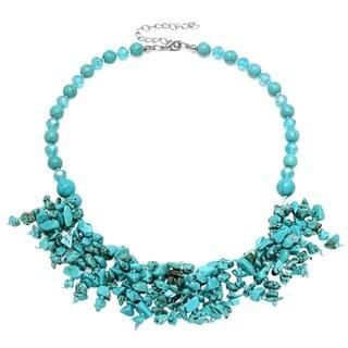 Piatella Ladies Genuine Agate Necklace|https://ak1.ostkcdn.com/images/products/17759832/P23959382.jpg?impolicy=medium