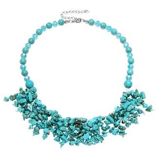 Piatella Ladies Genuine Agate Necklace