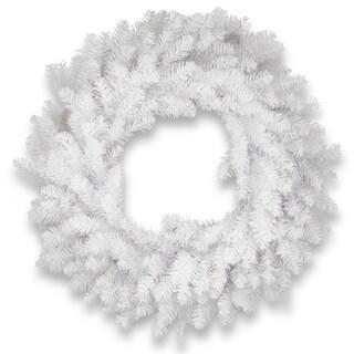 "30"" Dunhill® White Fir Wreath"