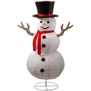 """72"""" Pop-Up Snowman"""