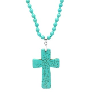 Piatella Ladies Genuine Turquoise Necklace in 2 Styles