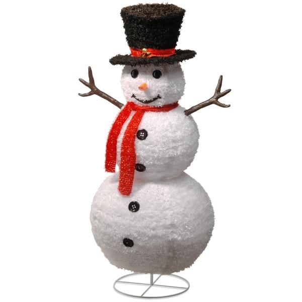 """48"""" Pop-Up Snowman"""