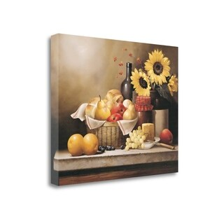 On The Kitchen Table By Victor Santos, Gallery Wrap Canvas