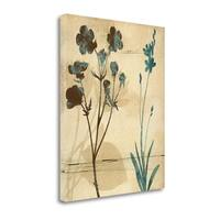 Silohuette Whispers I By Piper Ballantyne,  Gallery Wrap Canvas - 16 x 20