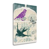 Dove Tales I By Piper Ballantyne,  Gallery Wrap Canvas - 16 x 20