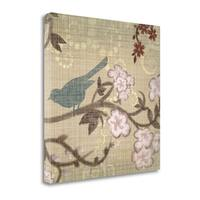 Songbird By Tandi Venter,  Gallery Wrap Canvas
