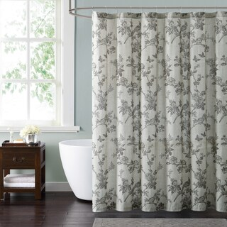 Style 212 Lisborn Brown 72 x 72 Shower Curtain